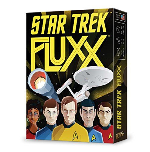 Looney Labs LON00085 Star Trek Fluxx, Multicolore