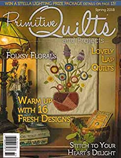 Primitive Quilts and Projects Issue 81