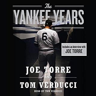 The Yankee Years audiobook cover art