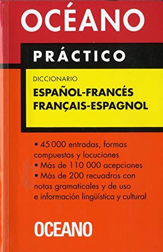 Océano Práctico Diccionario Español - Francés   Français - Espagnol (Diccionarios)