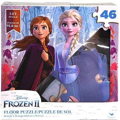 Disney Frozen 2-46pc Floor Puzzle
