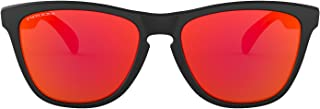 Oakley Oo9245f Frogskins Asian Fit Rectangular Sunglasses