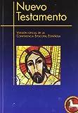 Nuevo Testamento cee ed popular bols rustica: Versión oficial de la Conferencia Episcopal Española: 106 (EDICIONES BÍBLICAS)