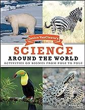 Janice vancleave من الأنشطة Science حول العالم: على biomes من عمود على عمود