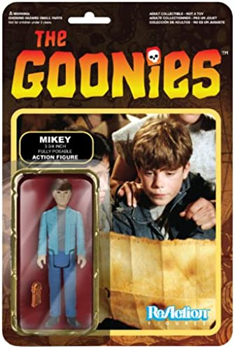 [Re-Aktion] 3,75 Zoll Action-Figur  The Goonies  Serie 1 Mikey