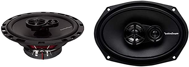 "$95 » Rockford Fosgate R165X3 Prime 6.5"" Full-Range 3-Way Coaxial Speaker (Pair) Bundle R169X3 Prime 6ǃ˘ x 9ǃ˘ 3-Way Full-Rang..."