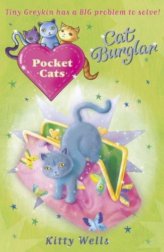 Pocket Cats: Cat Burglar (English Edition)