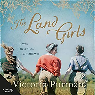 The Land Girls                   By:                                                                                                                                 Victoria Purman                               Narrated by:                                                                                                                                 Jennifer Vuletic                      Length: 12 hrs and 5 mins     12 ratings     Overall 5.0
