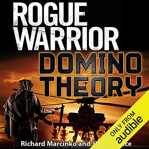 Rogue Warrior: Domino Theory cover art