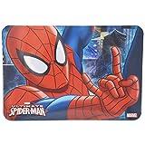 Home Line Mantel Individual Infantil Marvel, Juego de Dos Manteles Spiderman, para los más pequeños, 43x29,5cm