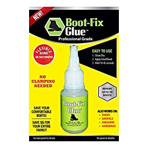 Boot-Fix Shoe Glue: Instant Professional Grade Shoe Repair Glue