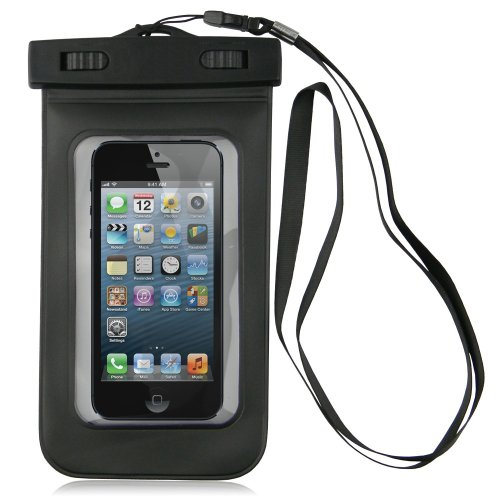 Importer520 PX8 Certified to 100 Feet Universal Waterproof Cover Case For Motorola Photon Q XT897 (Sprint)