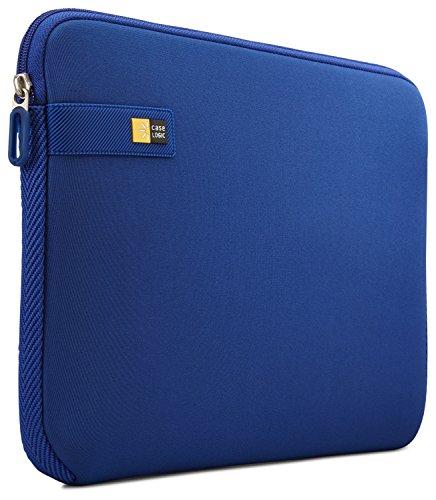 Case Logic LAPS Notebook Hulle fur 133 Zoll Laptops ultraschmales Sleeve ImpactFoam Schaumpolsterung fur Rundumschutz Laptop Tasche ideal fur Chromebook oder Ultrabook Ion Blue