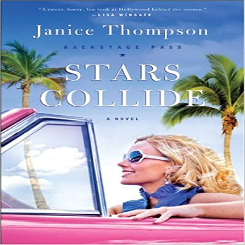 Stars Collide audiobook cover art