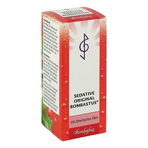 SEDATIVE ORIGINAL BOMBAST, 50 ml