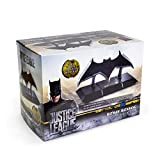 Officially authorized by Warner Brothers. Prop replica that is accurately crafted and weighted. Batarang is made of die cast aluminum and comes with wood display. Measures 8.5 inches in length.