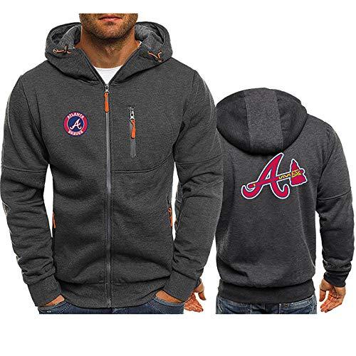 メンズフード付きジャケット、MLBアリゾナダイヤモンドバックス/ロゴ入り