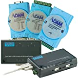 Advantech ADAM-4561 Schnittstellen-Wandler RS-232, RS-422, RS-485, USB Anzahl Ausgänge: 1 x 5 V/DC