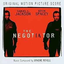The Negotiator: ORIGINAL MOTION PICTURE SCORE by Original Soundtrack (2003-08-04)