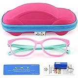 Blue Light Glasses for Kids Girls Boys with...