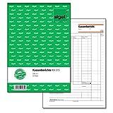 SIGEL KA515 Kassenbericht A5