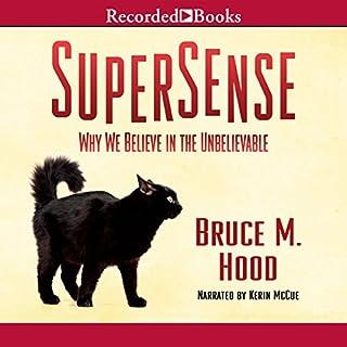 SuperSense audiobook cover art