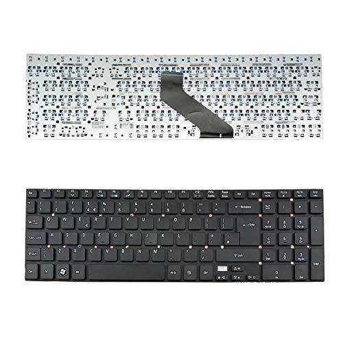 Laptop Keyboard For Acer Aspire E5-571, E5-571G, E1-572, E1-532, E15, E5-511 E5-511G, ES1-531, ES1-731, ES1-711, E5-511P, E5-521, E5-521G E5-551 E1-570, E5-572,ES1-512, E1-572PG UK Keyboard