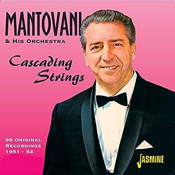 Cascading Strings - 99 Original Recordings 1951 -1954