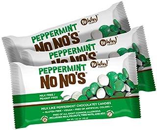 No Whey Peppermint NoNos (3 Pack) - Milk Free, Nut Free, Gluten
