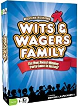 Wits & Wagers Family Deluxe Edition