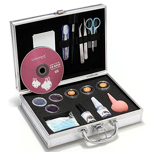 Yanshan Nouveau coffret de rallonges pour cils Eye Pro False Eyelashes