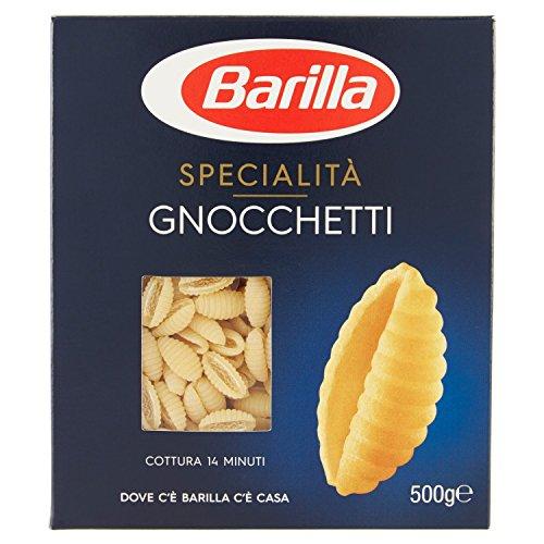 Barilla Pasta Gnocchetti Sardi di Grano Duro, 500g