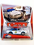 Disney Pixar Cars 2 Security Guard Finn - Voiture Miniature Echelle 1:55