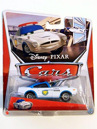 Disney Pixar Cars Security Guard Finn (Airport Adventure, #4 of 7)