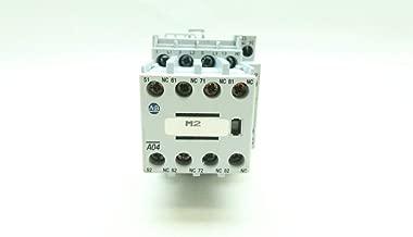 ALLEN BRADLEY 100-C16D10 AC CONTACTOR 120V-AC 30A 10HP SER B