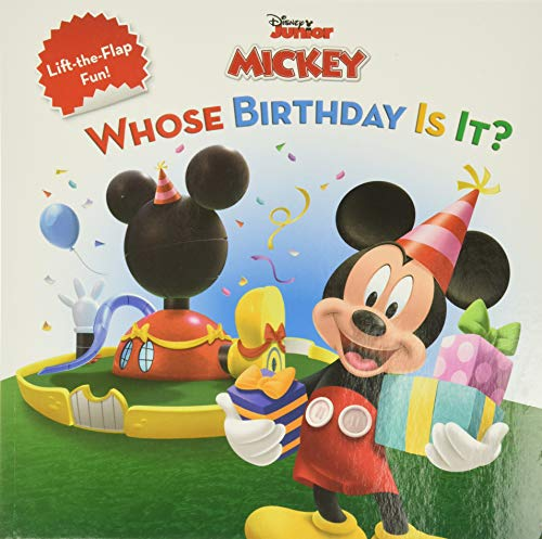 Mickey Mouse Clubhouse Whose Birthday Is It? (Disney