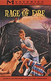 Rage Of Fire (Mysteries in Our National Park)