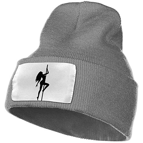 AEMAPE Unisex Beanie Hat Darr Pole Dancer Knit Hat Cap Skull Cap
