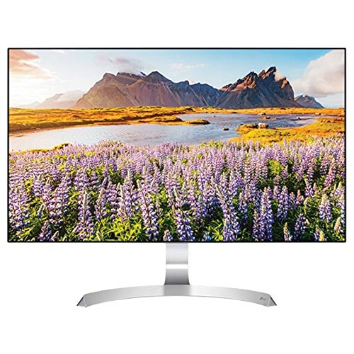LG Consumer 27MP89HM-S 27-inch IPS Borderless Full HD Gaming Monitor with VGA HDMI Speakers