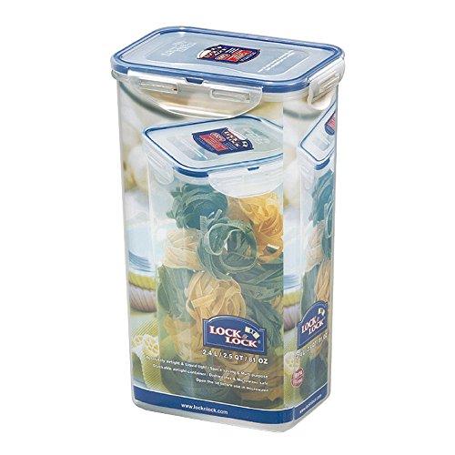 LOCK & LOCK Rechteckiger Lebensmittelbehälter, 250 ml, hoch, 270 ml