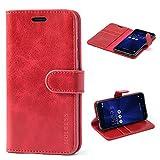 Mulbess Flip Tasche Handyhülle für Asus ZenFone 3 ZE520KL