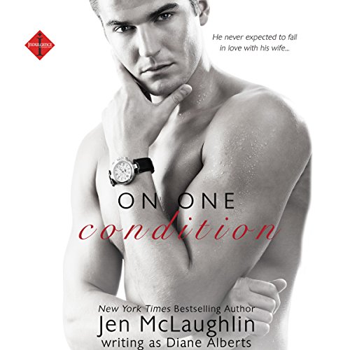 On One Condition audiobook cover art