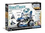 Clementoni-19132-Scienza und RoboMaker Start, Spielzeug, Mehrfarbig -
