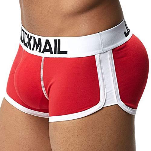ACC heren Boxer slipje, lage taille katoen elastische homoseksuele Boxer skinny slipje, mannen seksuele ondergoed