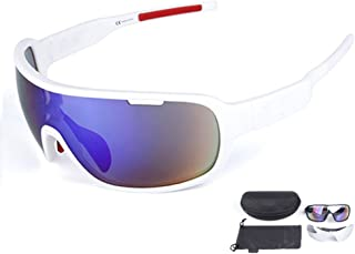 Runspeed Sports Sunglasses Cycling Glasses Outdoor Athlete's UV Protection Goggles for Men Women Hiking Running Biking Fishing Golf