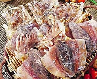 Dried seafood small-sized cuttlefish 750 gram from South China Sea Nanhai