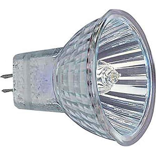Osram Lampada Alogena GU4, 20 W, Confezione da 2, 2 unità