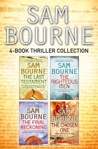 Sam Bourne 4-Book Thriller Collection (English Edition)