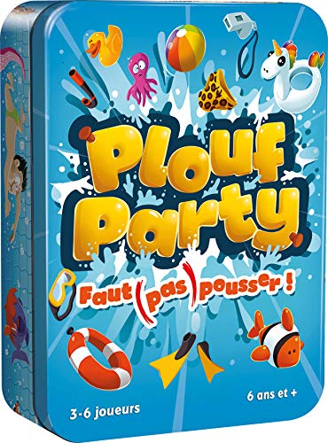 Plouf Party Asmodee - Juego de Mesa