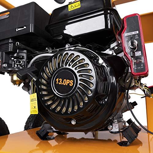 Strahlemann SM-LB250B Benzin-Hochdruckreiniger - 5